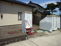新潟県中越沖地震被害地視察_f0129627_17484857.jpg