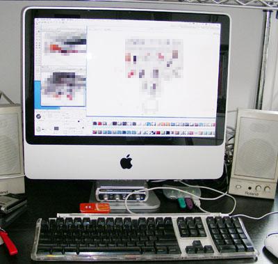 iMac (Mid 2007) ご到着_a0070518_122743100.jpg
