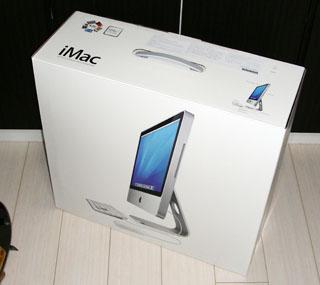 iMac (Mid 2007) ご到着_a0070518_129595.jpg
