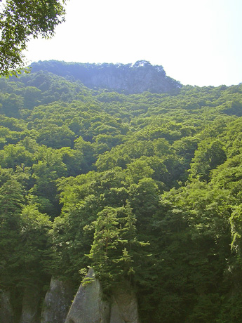 8月10日 吹き割りの滝_a0001354_22255045.jpg