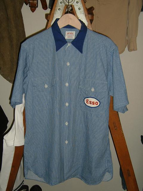 ラギッド!?なシャツ!_d0121303_1244386.jpg