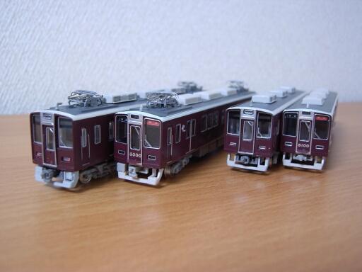 やけに早いお届け物―GM阪急8000/8300系 1次車―_f0037227_23292041.jpg