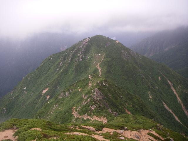 ひとり選考会B(その3)立山から太郎平小屋_f0015348_710596.jpg