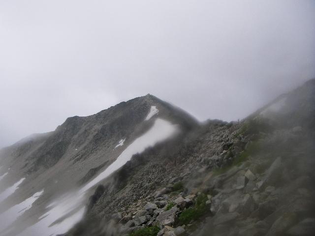 ひとり選考会B(その3)立山から太郎平小屋_f0015348_7113994.jpg