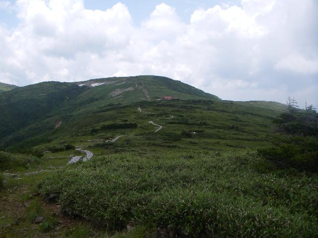 ひとり選考会B(その3)立山から太郎平小屋_f0015348_714142.jpg