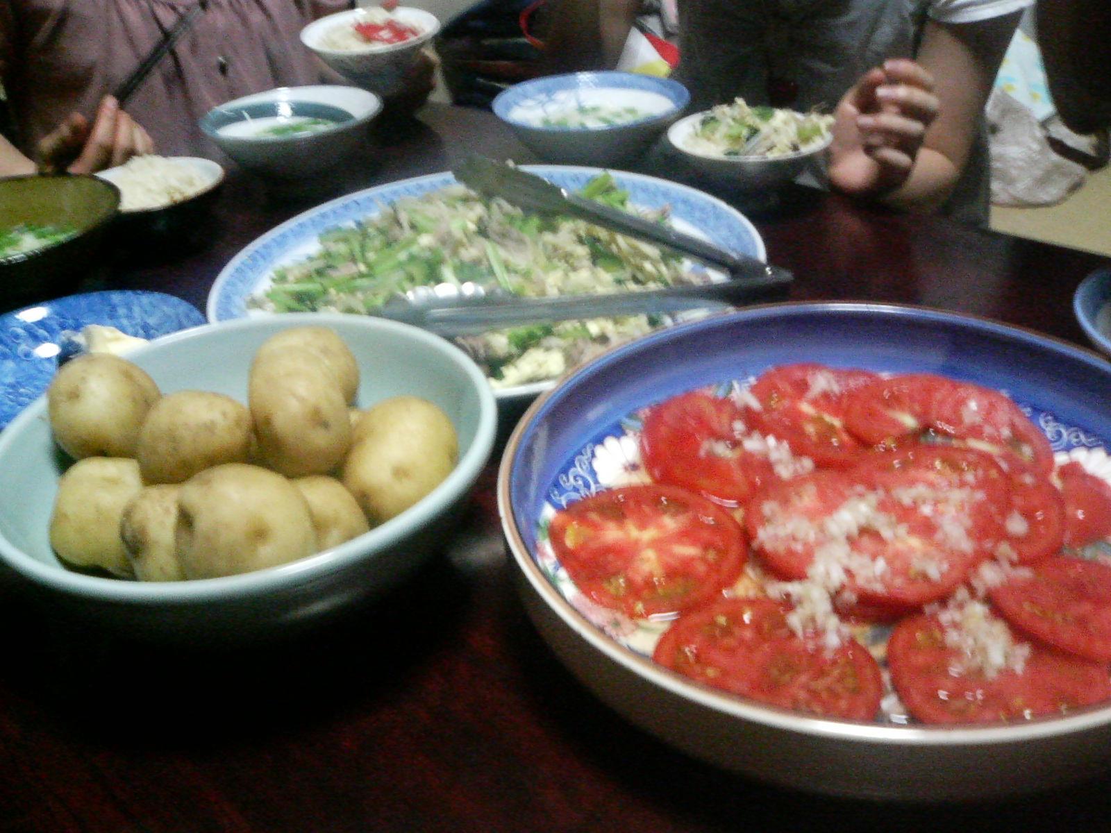 新潟の結いの里から野菜が届きました!_a0080406_5194885.jpg