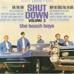 Beach Boys 「Shut Down, Vol. 2」(1964)_c0048418_15382037.jpg