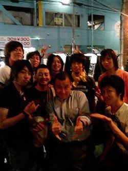 8/10 大阪 CLUB JUNGLE_e0100250_1253827.jpg