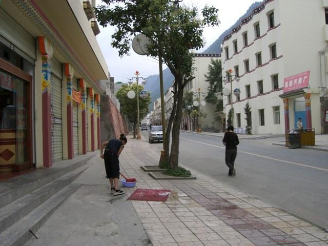 中国、四川省、三奥雪山登山報告  参加11名。_d0007657_13565197.jpg