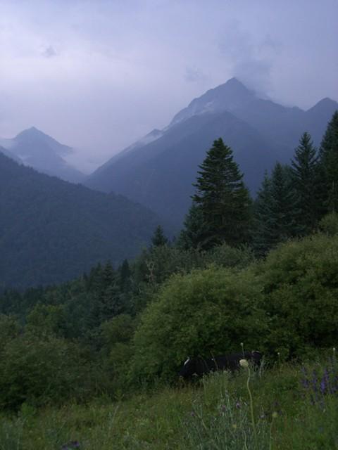 中国、四川省、三奥雪山登山報告  参加11名。_d0007657_1535776.jpg