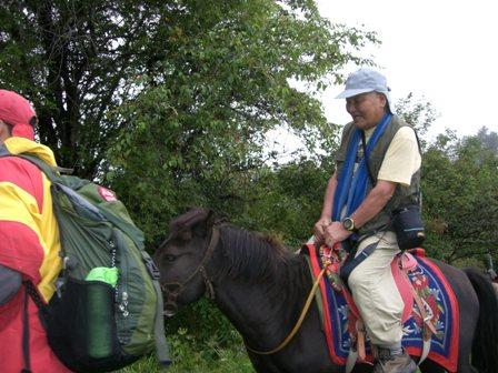 中国、四川省、三奥雪山登山報告  参加11名。_d0007657_15424019.jpg