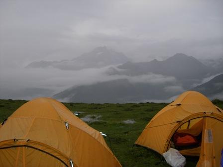 中国、四川省、三奥雪山登山報告  参加11名。_d0007657_18404533.jpg
