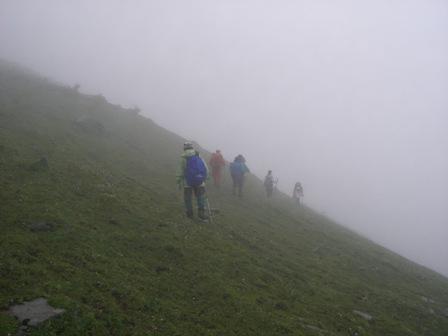 中国、四川省、三奥雪山登山報告  参加11名。_d0007657_1841224.jpg