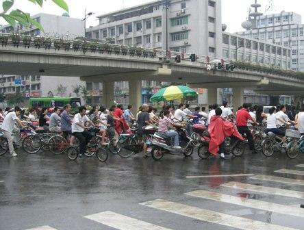 中国、四川省、三奥雪山登山報告  参加11名。_d0007657_19154655.jpg