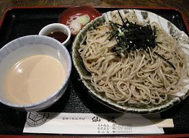 くるみ蕎麦の仙波_c0030645_21115246.jpg
