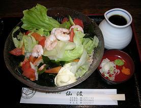 くるみ蕎麦の仙波_c0030645_21213094.jpg