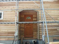 外壁工事進行中_d0059949_812330.jpg