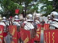 神鬼戰士電影裡開頭大戰日耳曼蠻族的羅馬軍團_e0040579_1235435.jpg