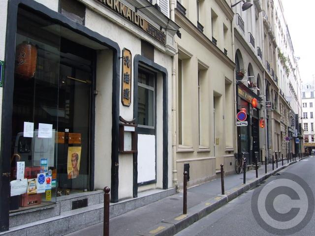 ■オペラ界隈のレストラン(パリ)_a0014299_0323954.jpg