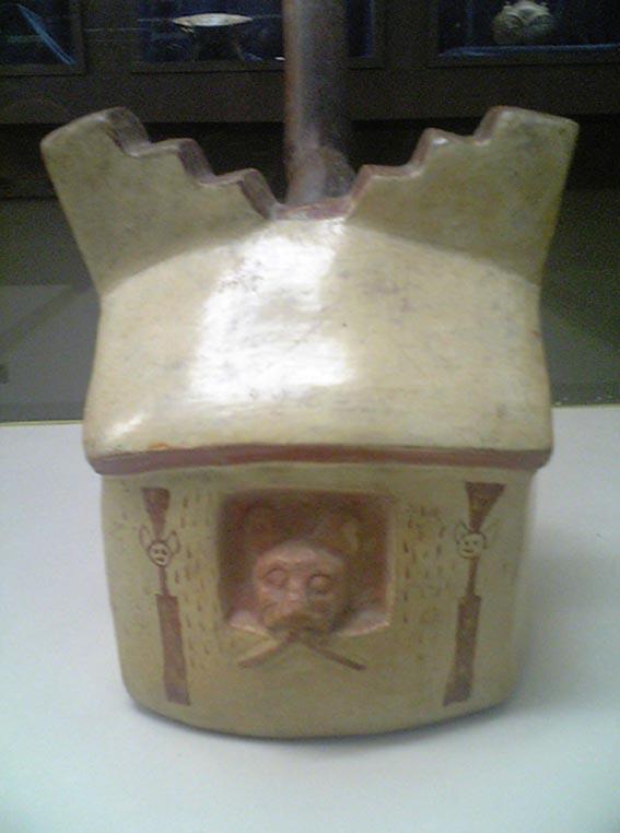 ペルー:天野博物館(土器、彩土器その1)_c0125114_3353779.jpg
