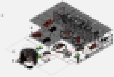 iMac (Mid 2007) テストレンダリング_a0070518_11192294.jpg