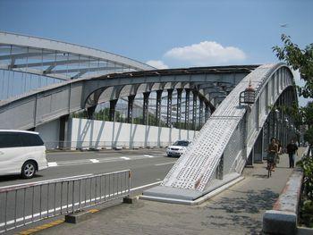 銀橋 (桜宮橋)_f0139570_23413287.jpg