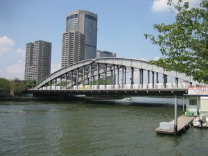 銀橋 (桜宮橋)_f0139570_23442086.jpg