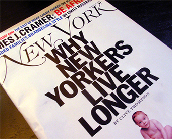 なぜ、ニューヨーカーは長生きなのか?!_b0007805_139783.jpg