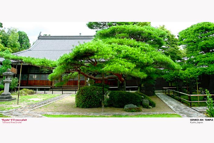 京都シルヴプレ 72     源光庵 1   山門と魚板_f0038408_10401641.jpg
