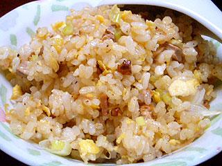 塩つけ麺&炒飯@自作らーめん_f0080612_22591452.jpg