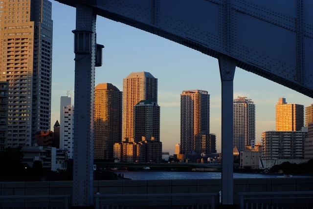 OBON TOKYO SUNSET2_f0050534_711584.jpg
