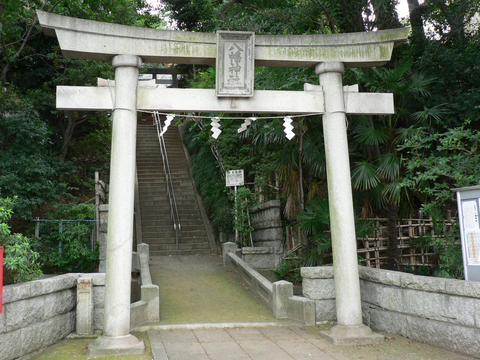 田園調布八幡神社_e0123189_20324145.jpg