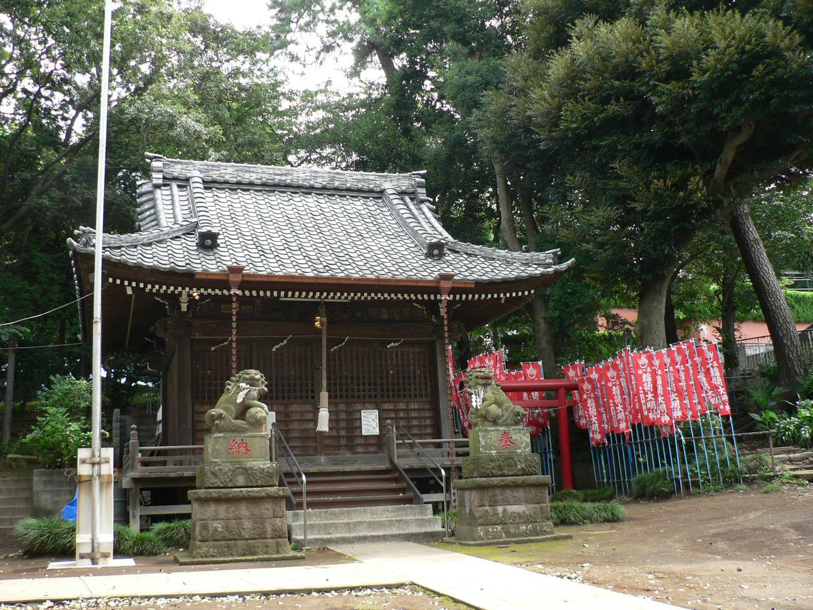 田園調布八幡神社_e0123189_20334652.jpg