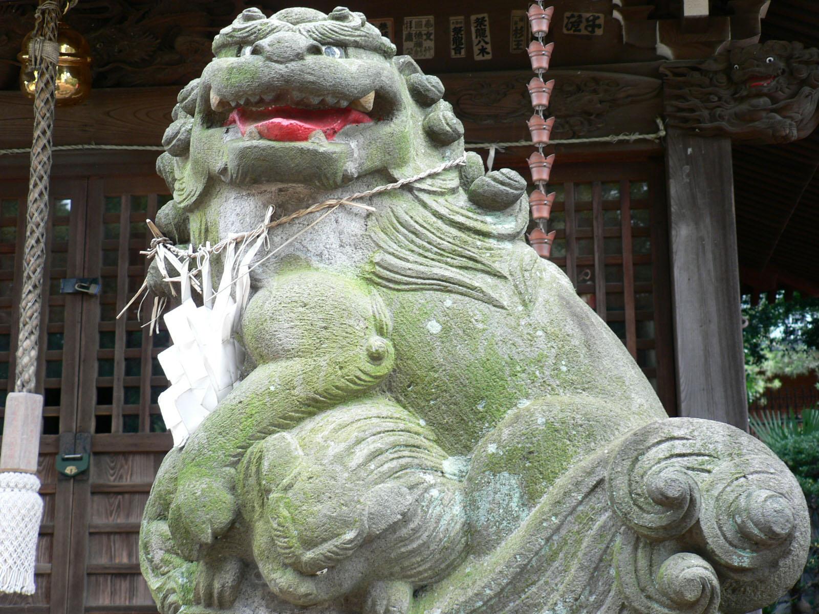 田園調布八幡神社_e0123189_2034211.jpg