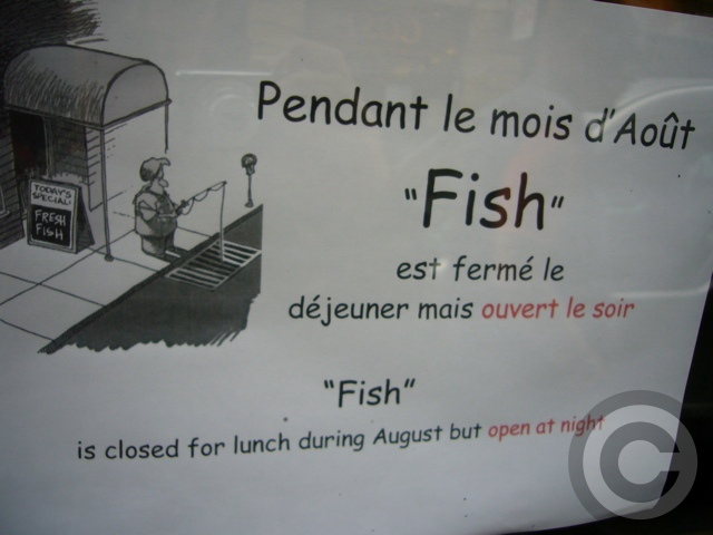 ■Fish La Boissonnerie(パリ)_a0014299_1956250.jpg