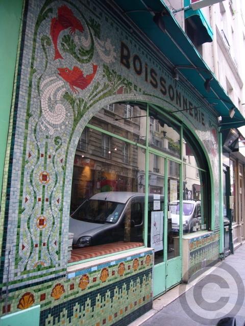■Fish La Boissonnerie(パリ)_a0014299_19563237.jpg