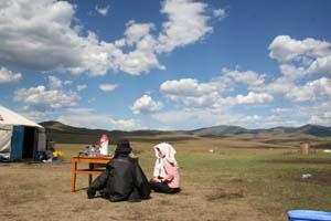 モンゴルキャンプ帰国しました!_a0080406_0544324.jpg