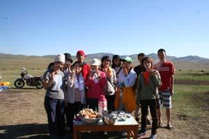 モンゴルキャンプ帰国しました!_a0080406_0565739.jpg