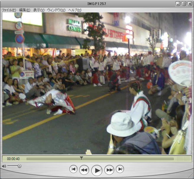 三鷹・阿波踊り_c0118352_231156.jpg