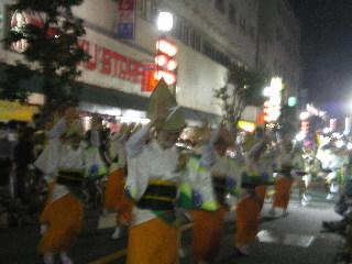 三鷹・阿波踊り_c0118352_23215812.jpg