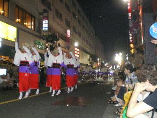 三鷹・阿波踊り_c0118352_235418.jpg