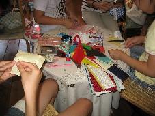 本日 小学生のお裁縫教室でした!_f0068088_0151343.jpg