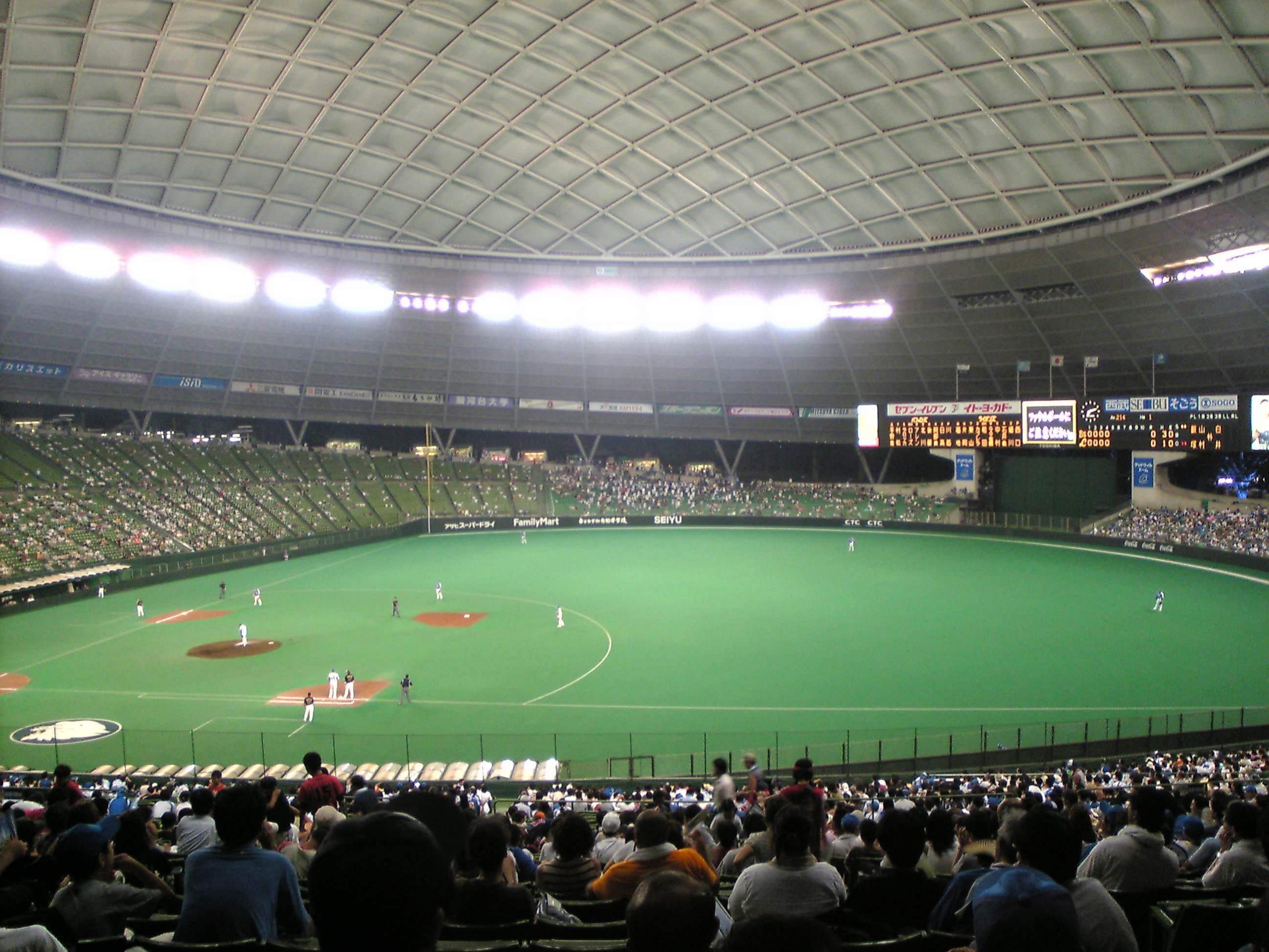 恒例!年に一度の野球観戦なり_b0080104_12531182.jpg
