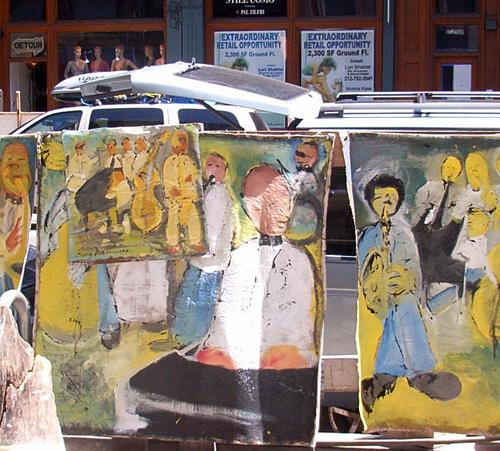 SOHOの街角ギャラリー West Broadway_b0007805_15415095.jpg