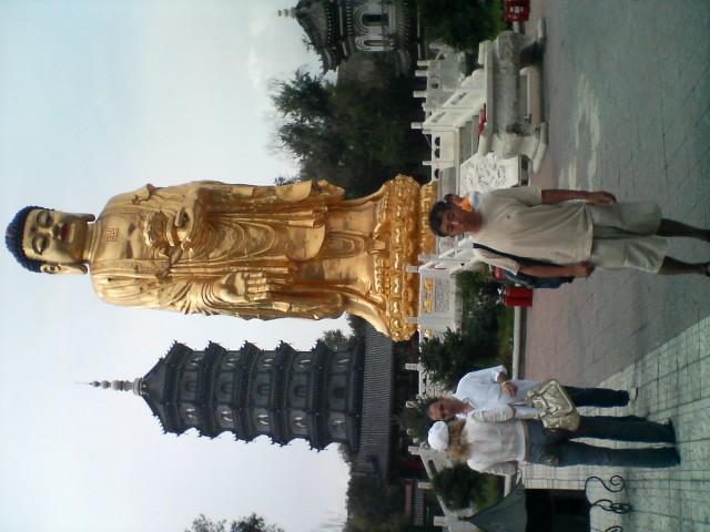 極楽寺 金像と_d0057733_17531627.jpg