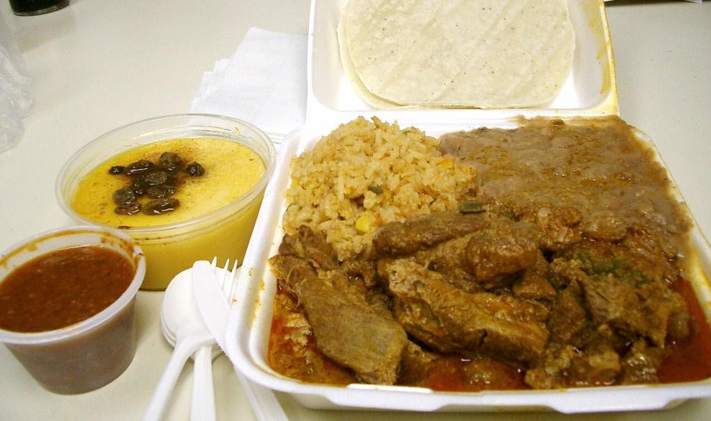 メキシコよりもメキシコらしい...メキシカンなディナー。_c0119140_1154141.jpg