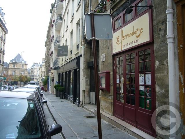 ■街角のビストロLa Ferrandaise(パリ)_a0014299_7433582.jpg