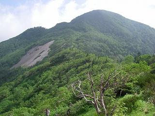 丸黒山・乗鞍・平湯縦走(その3)_e0064783_1864895.jpg