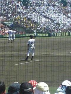 常葉菊川~第89回全国高校野球選手権大会_e0089732_1513946.jpg