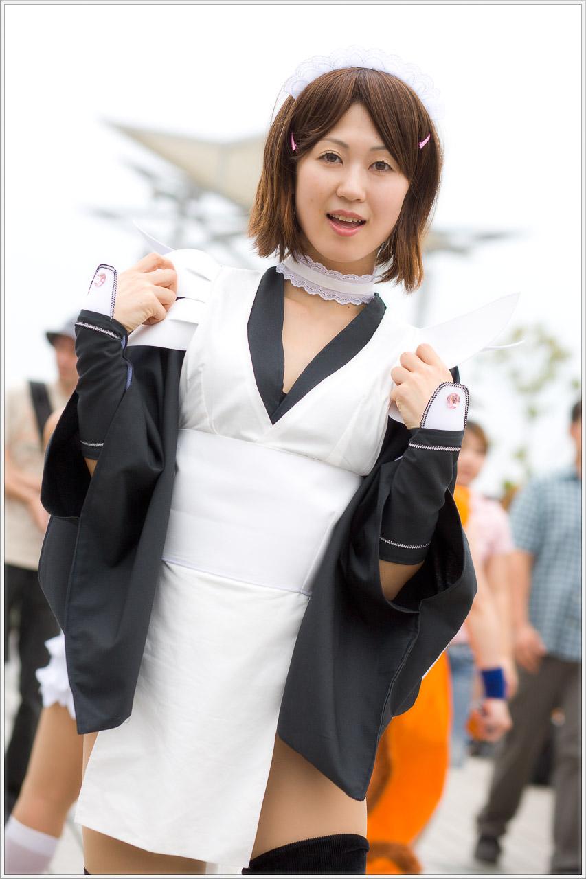 夏コミ72 コスプレ広場2日目の写真です☆_b0073141_1823532.jpg
